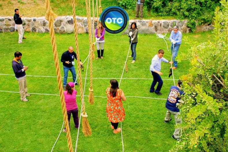 Training The Trainer | Certificacion de Facilitadores Experienciales especializados en Outdoor Training OTC Chile